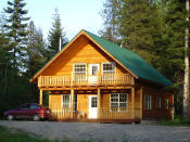 Montana Chalet - Click to view info and floor plan