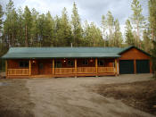 Whitetail Rancher - Click for more photos and floor plan